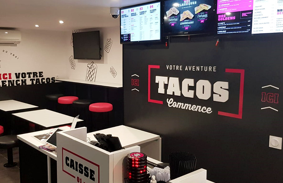 New School Tacos à Toulon